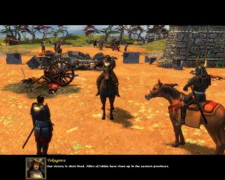 游民星空_《帝国时代3:亚洲王朝》海量游戏截图