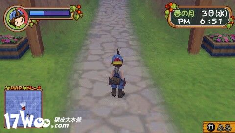 牧场物语 - PSP天空 psp.vgsky.com