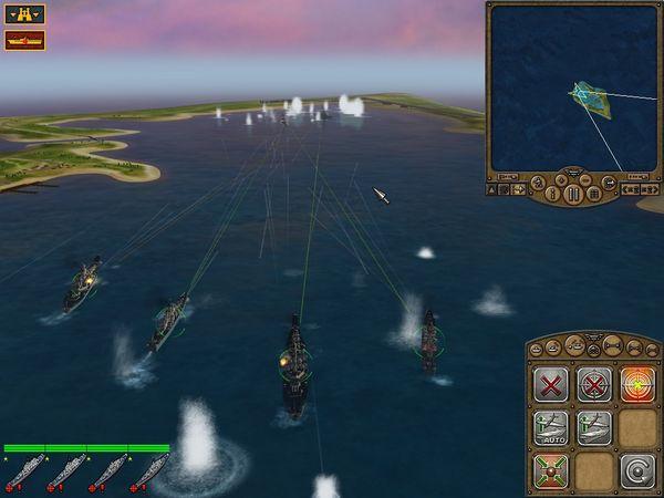 该作品描写的是第二次世界大战,以二战中的重要战场太平洋海战为故事背景。在游戏中,玩家可以在美国和日本两大势力中选择一个进行游戏,通过挖掘资源(包括钱,铁和镍矿石,铁矾土和石油),军事策略,建造单位以及伺机反击来取得胜利。 历史时间1941年12月7日,所有的美国人都会记得这一天的,因为在这一天,美国最大的舰队海军基地珍珠港遭到了来自于日本飞机的偷袭,日本的飞机摧毁了美国的所有的飞行多单位,包括停留在跑道上的还有在空中的,甚至是还没有启动的,他们没有给美国人一点反击的机会。现在,你将会有机会参加到这场场战役