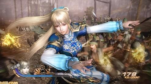 王元姬/王元姬和钟会的新装人设及游戏画面,此外还有3个秘藏武器的设定...