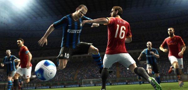 《实况足球2012》初级玩家防守攻略_91单机游戏网