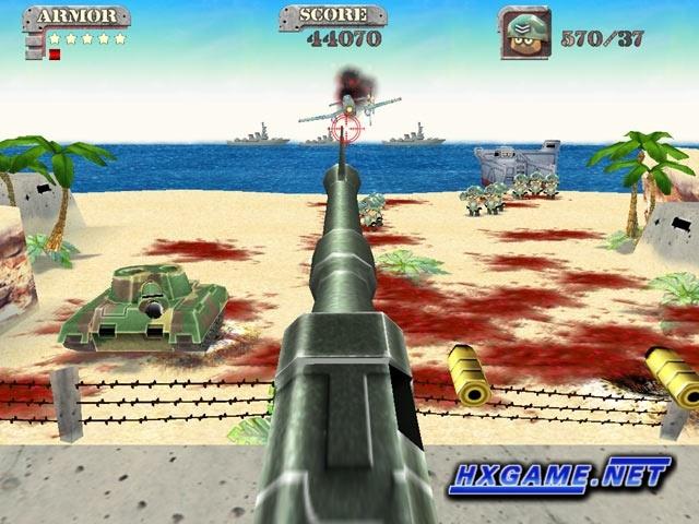《玩具兵抢滩登陆战》游戏攻略   《玩具兵抢滩登陆战》游...