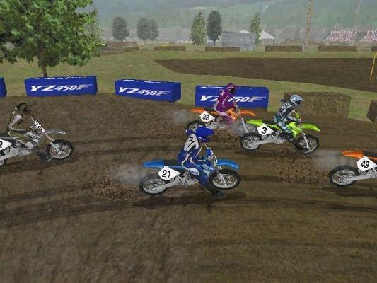 雅马哈越野摩托中文版下载 雅马哈越野摩托单机游戏下载高清图片