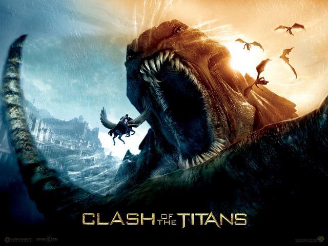 于前作《诸神之战》中的克拉肯海之役一战成名的英雄——宙斯的半