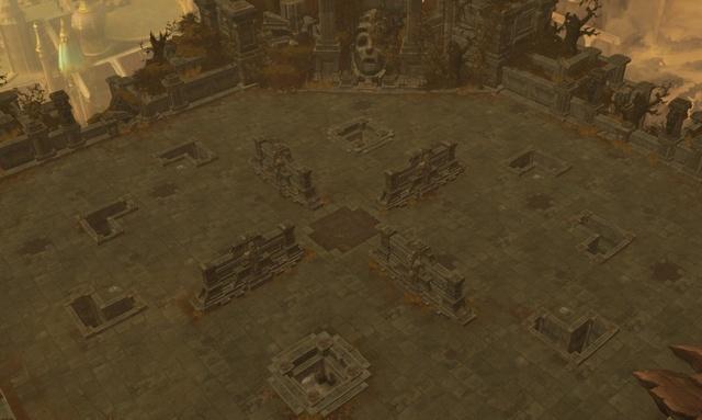 《暗黑破坏神3》最新竞技场地图_91单机游戏网