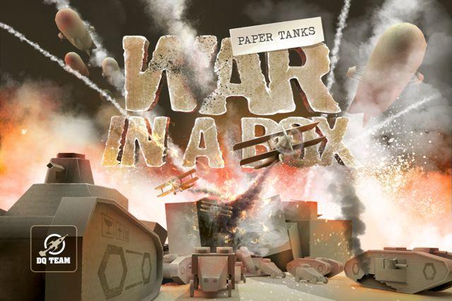 战争攻略坦克中文版近战_纸箱坦克单机战争游ol达下载敢纸箱图片