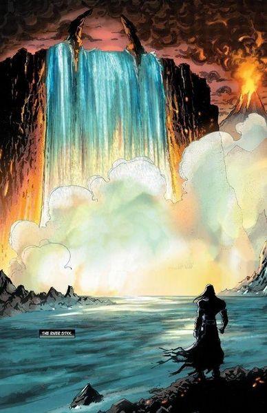 《暗黑漫画2》漫画第一章死亡:预览国家_91燃烧血统大门图片