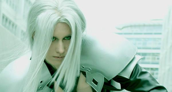 所有《最终幻想》反派角色中,没人比萨菲罗斯更具人气.自