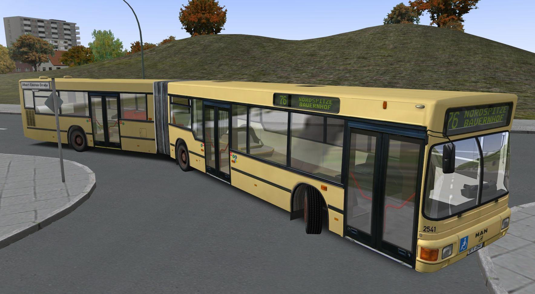 《巴士模拟2》作为模拟程度最高的模拟驾驶游戏,制作方可谓是用心良苦,除了精彩的物理结果迷你,在音效方面也设计的非常逼真,巴士上的操控按钮非常详细。小编个人觉得最有趣的是在于对真实环境的模拟,这里包括AI巴士胡和你抢客,巴士上有自己的售票和找零系统。 每当你到达指定的站台时,乘客们会过来搭车,并且每一位乘客都会很有礼貌的和你打招呼,当然如果你驾驶的不好的话,他们还会向你抱怨,所以你是否能够成为一名好的巴士司机,还需要在《巴士模拟2》游戏中进行更多的考验。