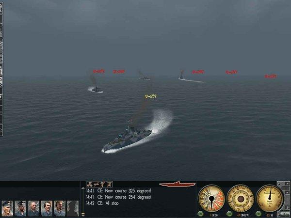 猎杀潜航3