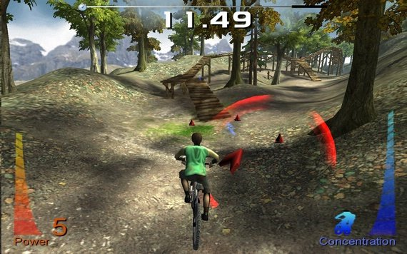 山地自行车游戏下载_疯狂山地自行车下载_疯狂山地自行车单机游戏