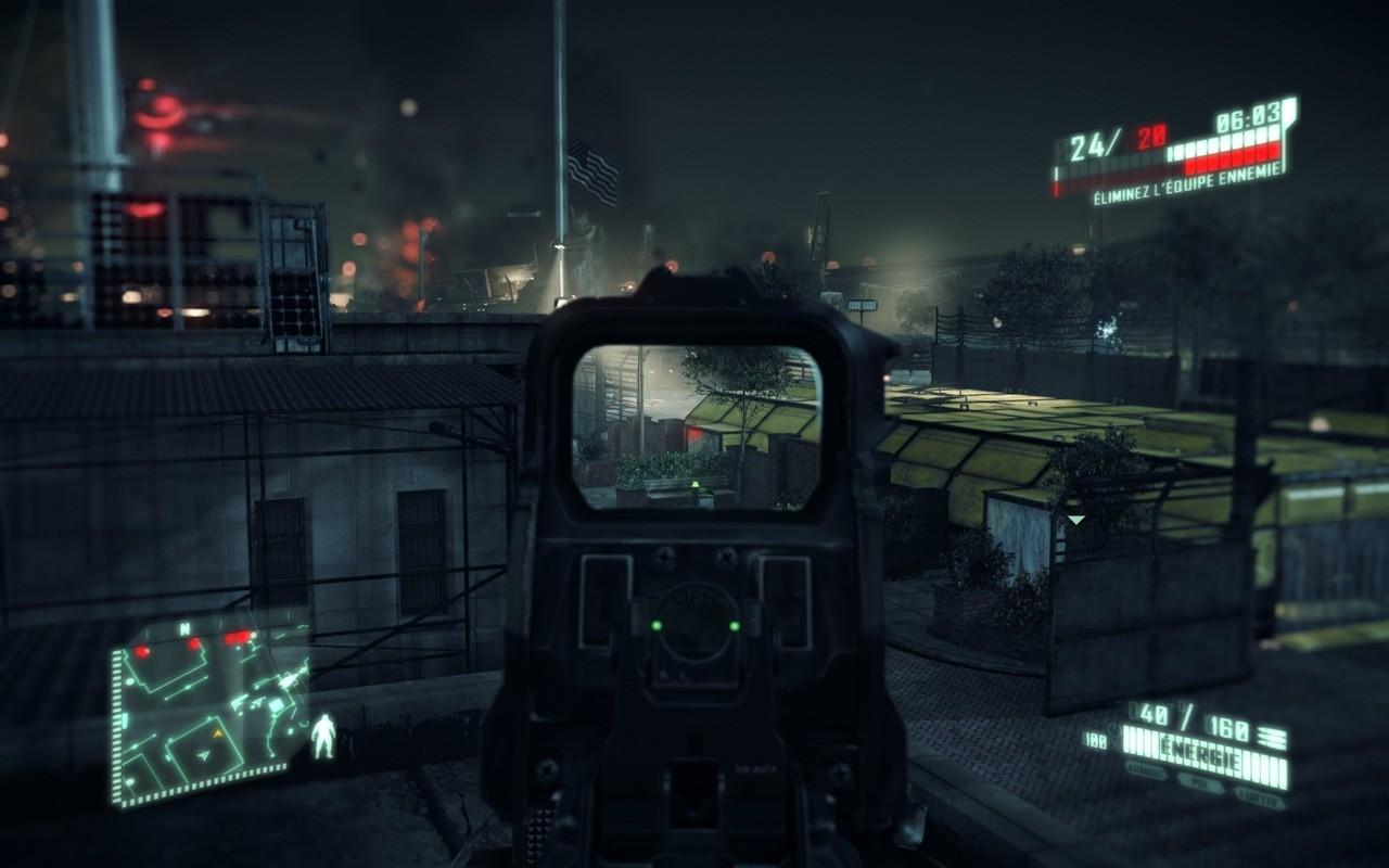 孤岛危机2极限版游戏下载
