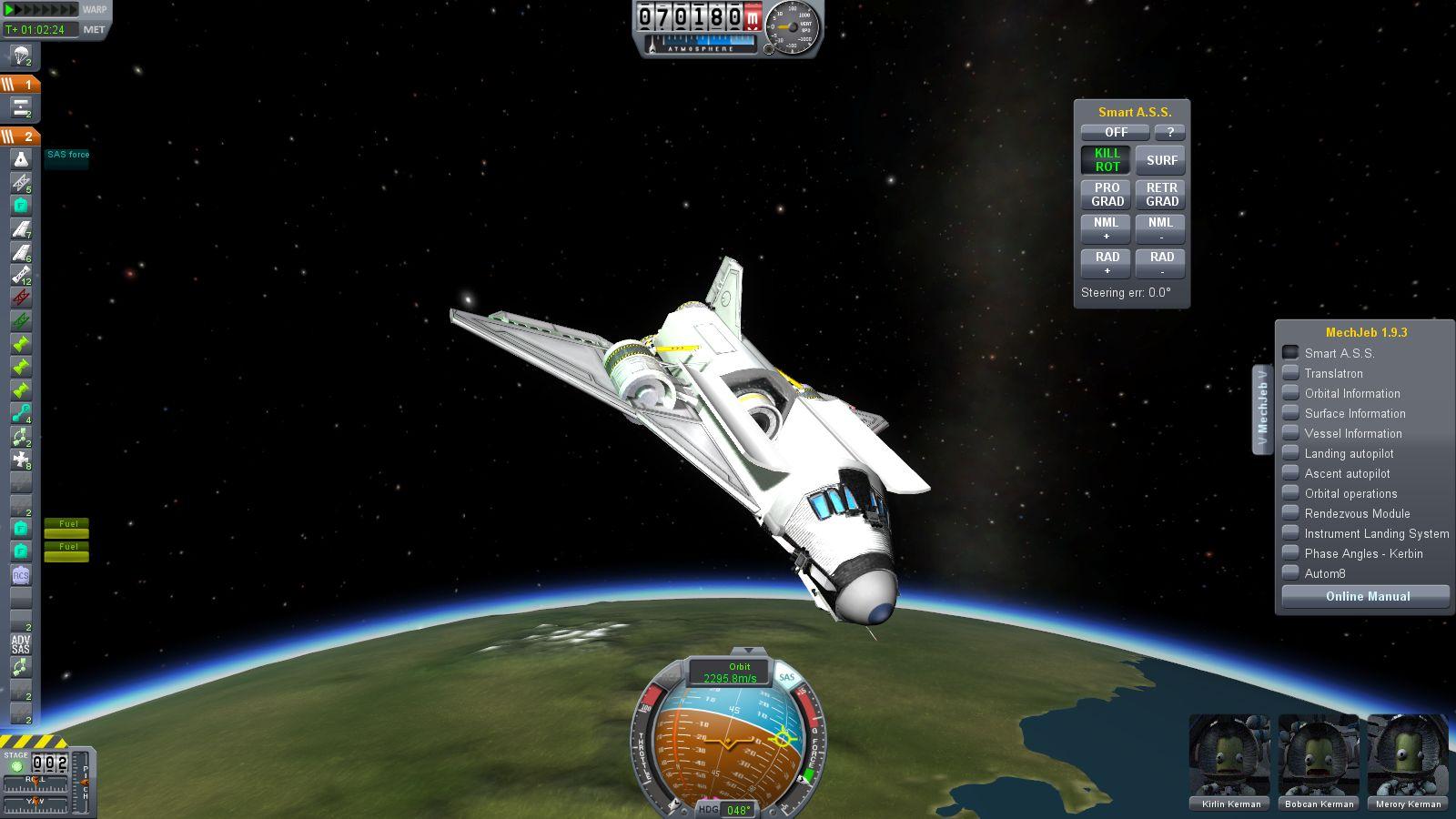 你还可以为航天飞机进行改造,打造属于你的独有作品,感觉是不是很棒.