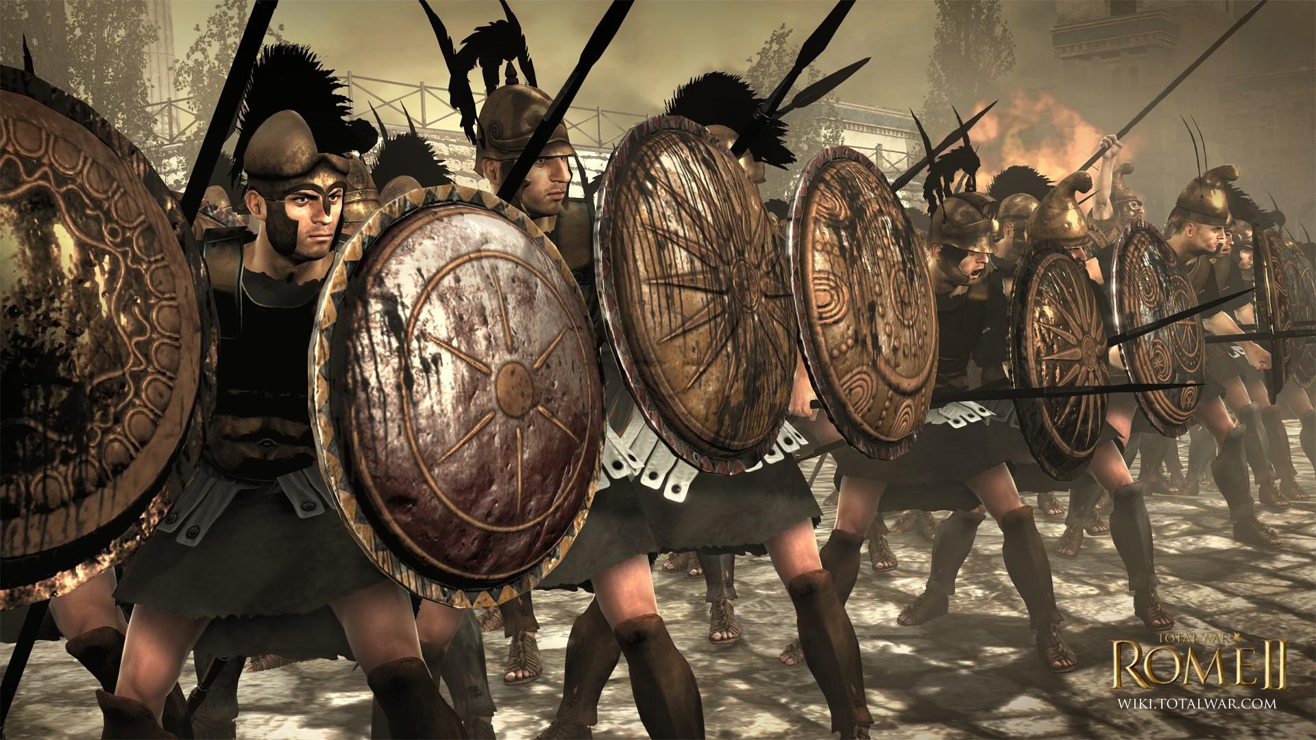 罗马全面战争图片